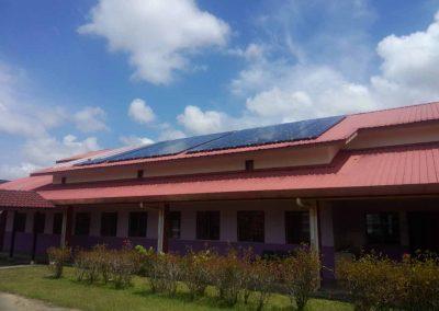 3. Sekolah Tunas Bakti Kuching(30kW) Self-consumption (2)