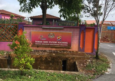 5. Taman Seri Puteri Kuching(30kW) Self-consumption (2)