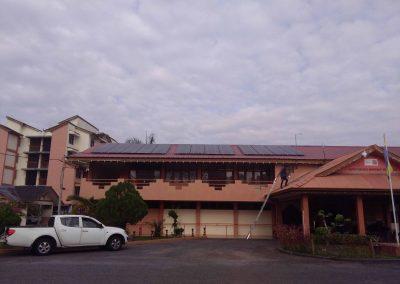 Rumah Seri Kenangan Kangar, Perlis(12kW) (1)