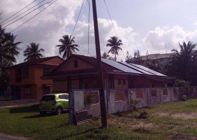Rumah Seri Kenangan Pengkalan Chepa, Kelantan(12kW) (2)
