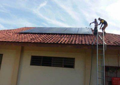 Sekolah Tunas Bakti Kota Kinabalu, Sabah(12kW) (2)