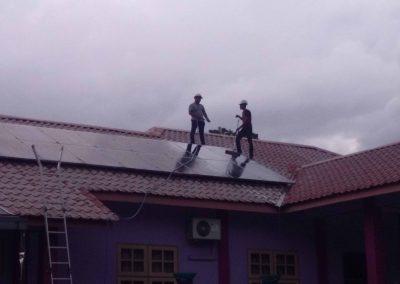 Sekolah Tunas Bakti Taiping, Perak(10kWp) (2)